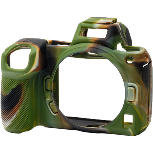 easyCover Silicone Protection Cover for Nikon Z6/Z7 (Camouflage)