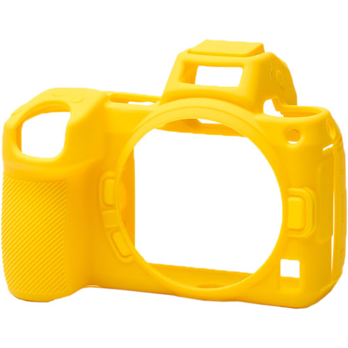easyCover Silicone Protection Cover for Nikon Z6 or Z7 (Yellow)
