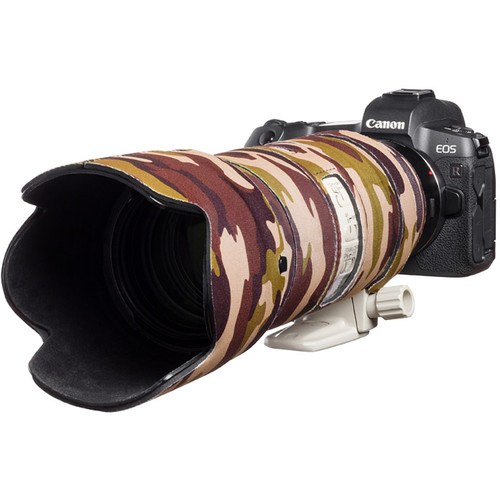 easyCover Lens Oak Neoprene Protection Cover for Canon EF 70-200mm f/2.8 IS II USM Lens (Green Camouflage)