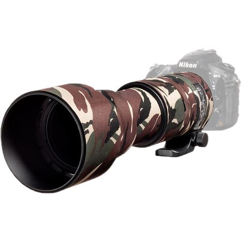 easyCover Lens Oak Neoprene Cover for Sigma 150-600mm (Green Camouflage)