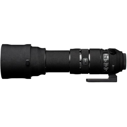 easyCover Lens Oak Neoprene Protection Cover for Sigma 150-600mm f/5-6.3 DG OS HSM Lens (Sport Black)