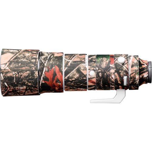 easyCover Lens Oak Neoprene Cover for Sony FE 200-600 F5.6-6.3 G OSS Lens (Forest Camouflage)