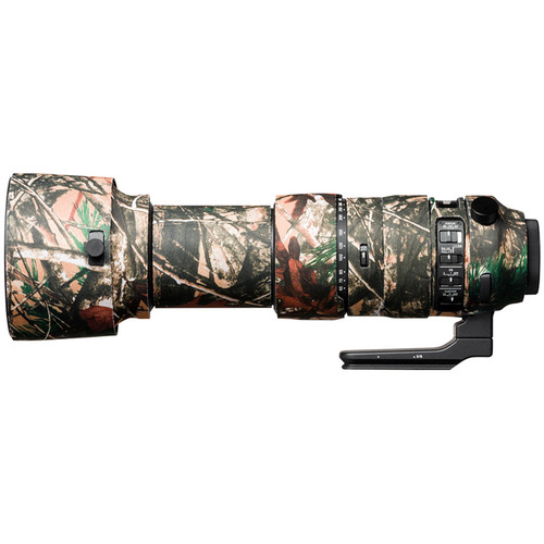 easyCover Lens Oak Neoprene Cover for Sigma 60-600mm f/4.5-6.3 DG OS HSM (Forest Camouflage)