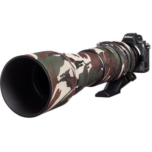 easyCover Lens Oak Neoprene Cover for Tamron 150-600mm f/5-6.3 (Brown Camouflage)