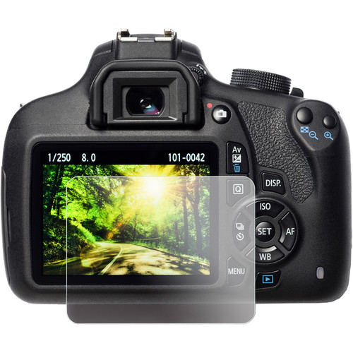 easyCover Soft Screen Protector for Sony Alpha a6000, a6300, or a6500