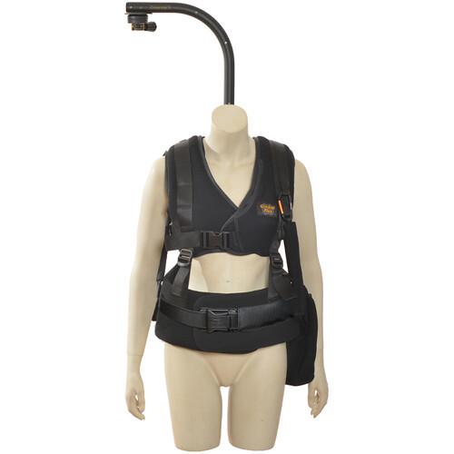 Easyrig 1000N Standard Gimbal Flex Vest with Standard Top Bar & Quick Release