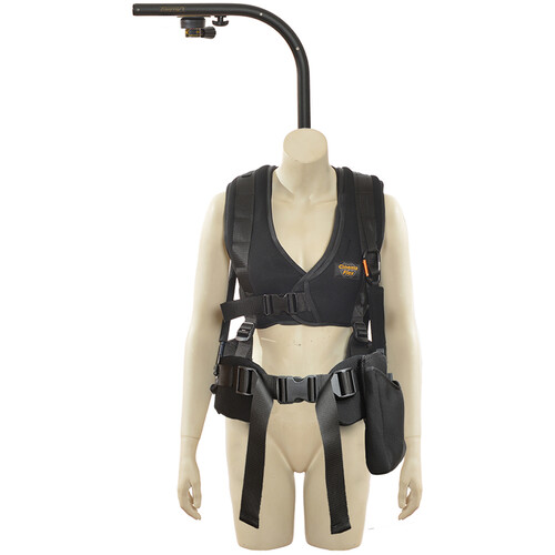"""Easyrig 200N Small Cinema Flex Vest with 5"""" Extended Top Bar & Quick Release"""