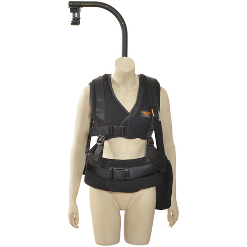 Easyrig 3 200N Gimbal Flex Vest with Standard Top Bar (Standard)