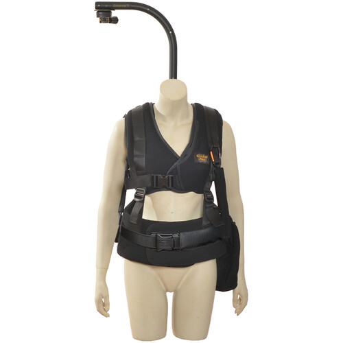 Easyrig 200N Small Gimbal Flex Vest with Standard Top Bar & Quick Release