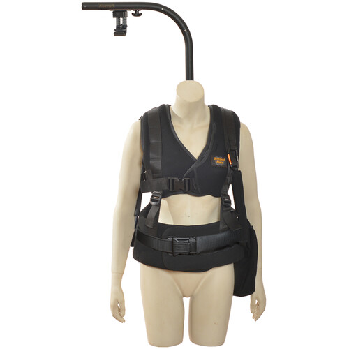 "Easyrig 3 300N Gimbal Flex Vest with 5"" Extended Top Bar (Small)"