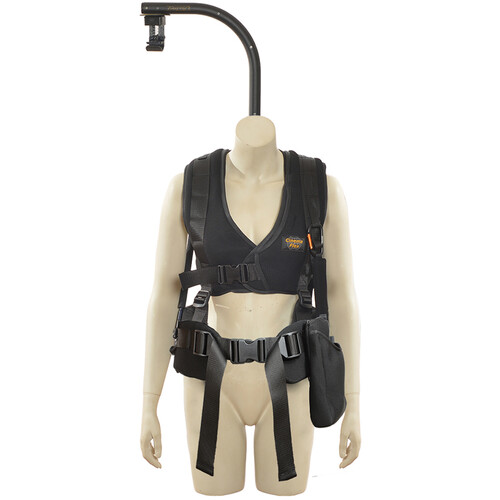 Easyrig 400N Small Cinema Flex Vest with Standard Top Bar
