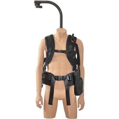 Easyrig 400N Standard Cinema 3 Vest with Standard Top Bar & Quick Release