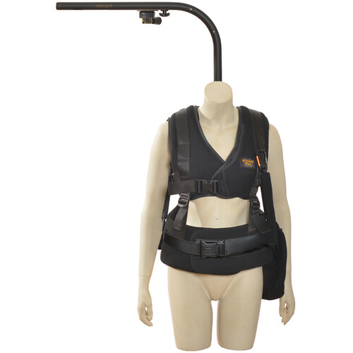 """Easyrig 500N Small Gimbal Flex Vest with 9"""" Extended Top Bar & Quick Release"""