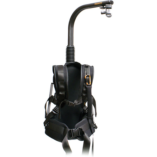 """Easyrig 3 600N with Small Cinema 3 Vest & 5"""" Extended Arm"""