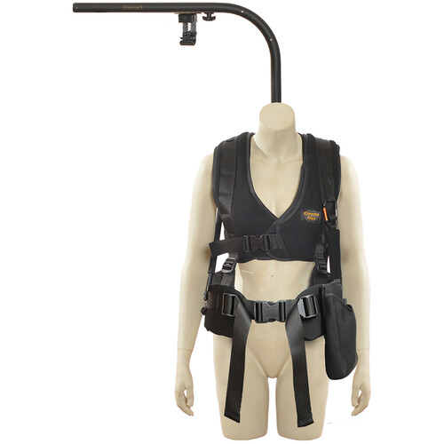"""Easyrig 600N Small Cinema Flex Vest with 9"""" Extended Top Bar"""