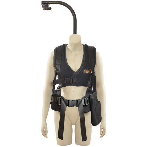 Easyrig 600N Standard Cinema Flex Vest with Standard Top Bar & Quick Release