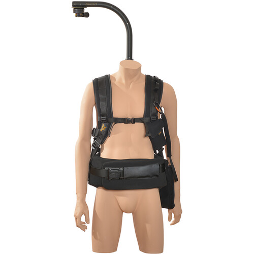 Easyrig 700N Large Gimbal Rig Vest with Standard Top Bar & Quick Release