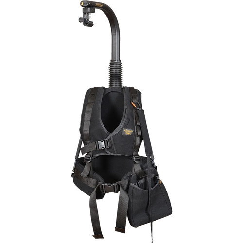 Easyrig 3 700N with Small Cinema 3 Vest & Standard Arm