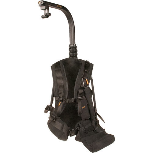 """Easyrig Vario 5 Strong with Cinema 3 Vest and 5"""" Extended Arm"""