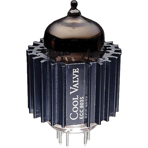 EAT PRODUCTS Cool Valve ECC 803S Twin Triode Tube
