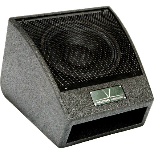 EAW MW8 Stage Monitor Enclosure (Black)