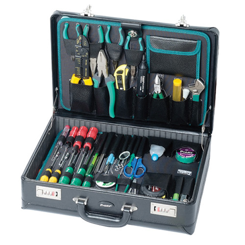 Eclipse Tools 57-Piece Electronics Master Kit (Briefcase)