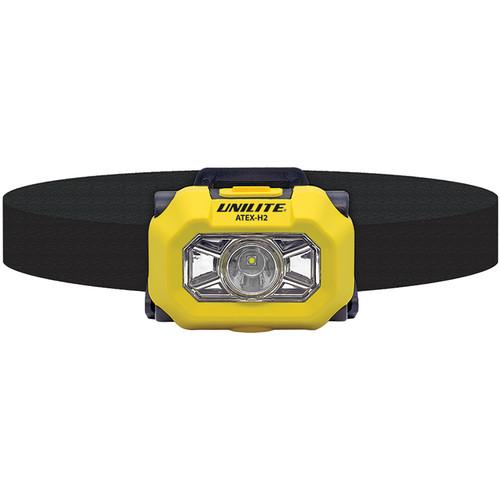 Eclipse Tools Unilite ATEX-H2 Zone 0 200 Lumen Submersible LED Headlight
