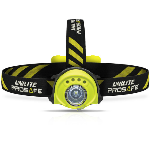 Eclipse Tools Unilite Prosafe PS-H5 350 Lumen LED Infrared Motion Sensor Headlamp