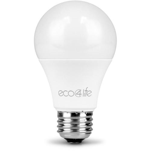 eco4life Smart Wi-Fi LED Light Bulb (Multicolor)