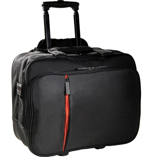 "ECO STYLE Luxe Rolling Case for 16.1"" Laptop"