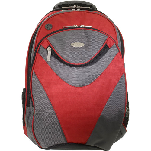 "ECO STYLE Sports Vortex Checkpoint Friendly Backpack for 16.1"" Laptop"