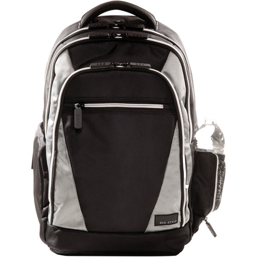 ECO STYLE Sports Voyage Backpack for a Laptop up to 17.3""