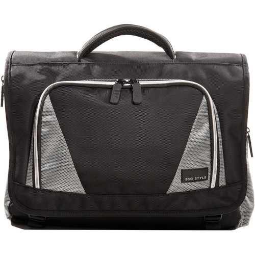 ECO STYLE Sports Voyage Messenger Case for a Laptop up to 16.4""