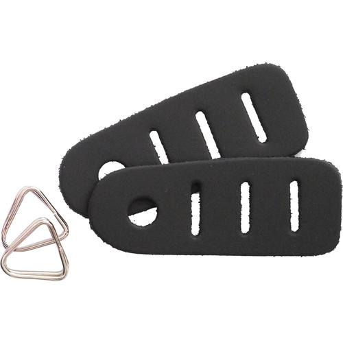 EDDYCAM Protection Pads & Camera Rings