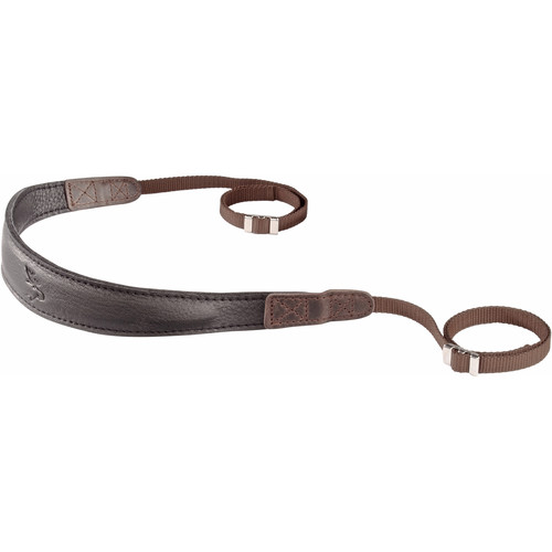 EDDYCAM Monochrome Camera Strap (Small, Anthracite)