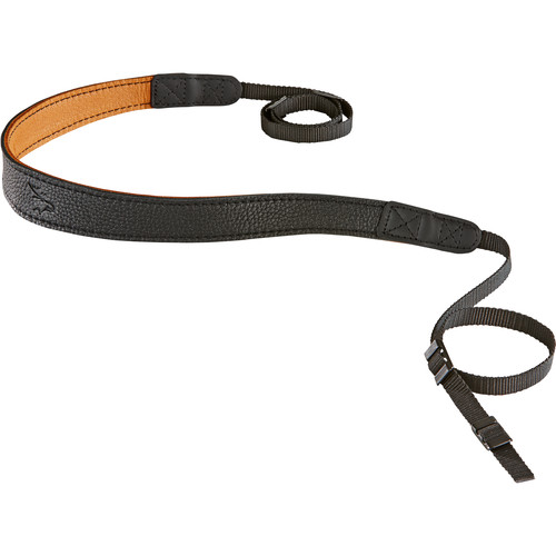EDDYCAM Edition 35mm Camera Strap (Black/Natural with Black Stitching)