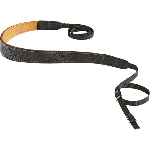 EDDYCAM Edition 35mm Camera Strap (Black/Natural with Natural Stitching)