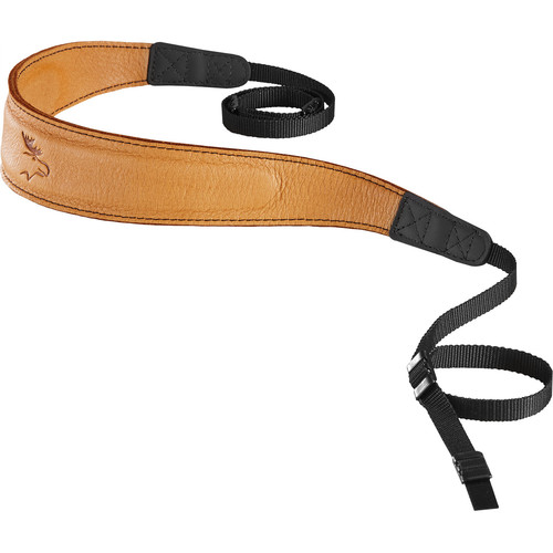 EDDYCAM Edition 50mm Camera Strap (Natural/Natural with Black Stitching)
