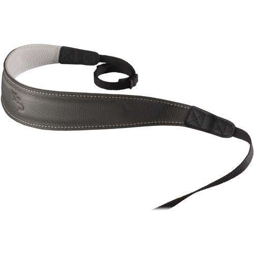 EDDYCAM Edition 50mm Camera Strap (Anthracite/White)