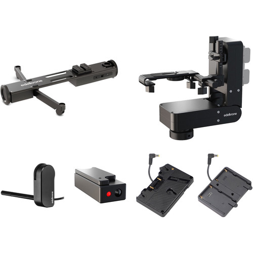 edelkrone DollyPLUS Sony NP-F Bundle (Gold Mount)