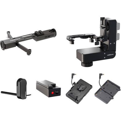 edelkrone DollyPLUS Sony NP-F Bundle (V-Mount)