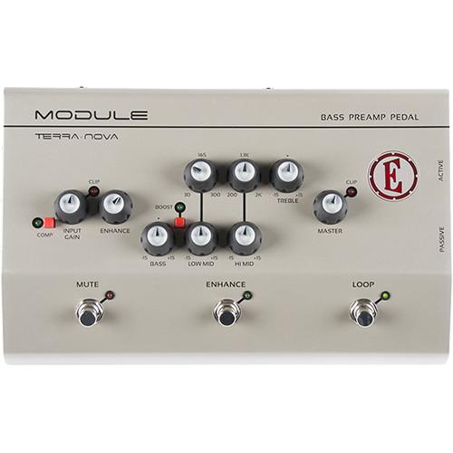 Eden Amplification Module Terra Nova Bass Preamp Pedal