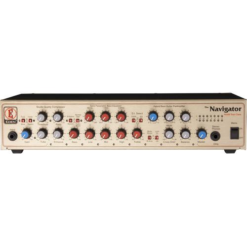 Eden Amplification World Tour Series WP100 Pre-Amplifier
