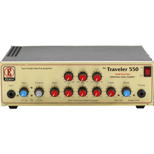 Eden Amplification World Tour Series WT550 Bass Head Amplifier