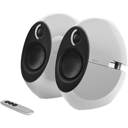 Edifier E25HD Luna HD Bluetooth Speaker System (White)