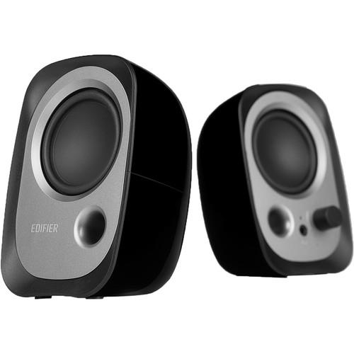 Edifier R12U Computer Speakers (Black)