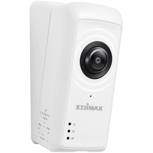 EDIMAX Technology Smart Full HD Wi-Fi Fisheye Cloud Camera with 180-Degree Panoramic View
