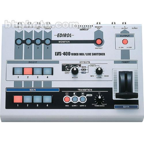 Roland LVS-400 Live Production Switcher
