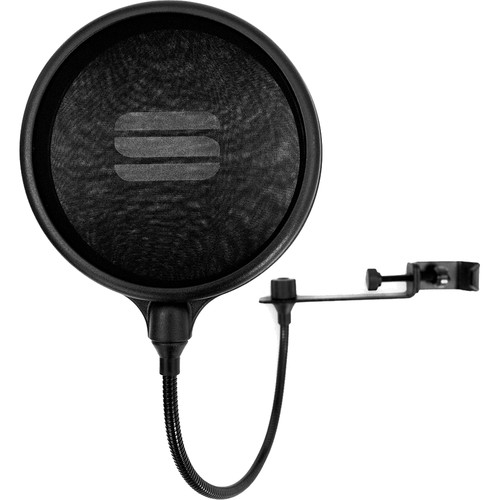 Editors Keys Dual Layer Pop Filter and Shield