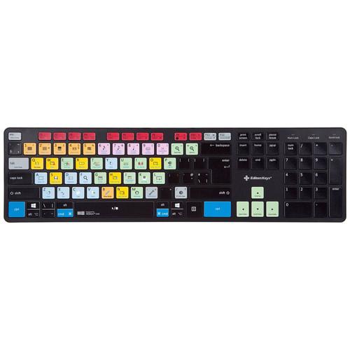 Editors Keys Ableton Live Slimline Wireless Keyboard (Mac/Windows)